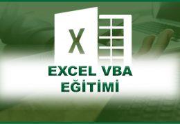 Excel VBA Kursu Eğitimi
