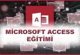 Microsoft Access Kursu Eğitimi