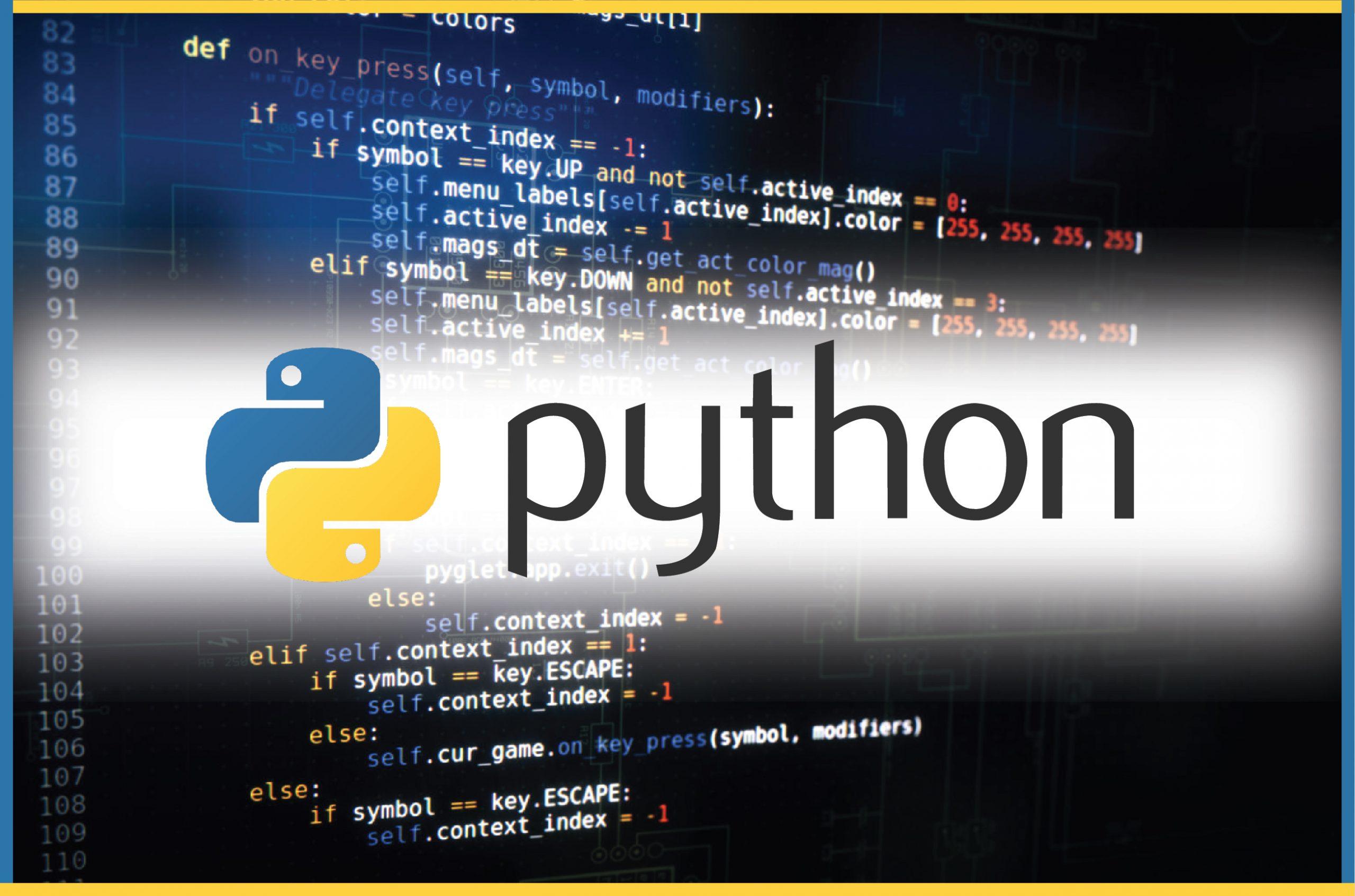 Python Yazılım Kursu