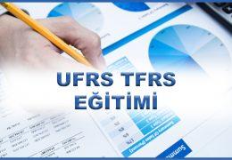 UFRS / TFRS Kursu Eğitimi