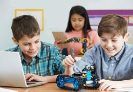 Çocuklar İçin Yaz Okulu Robotik Kodlama