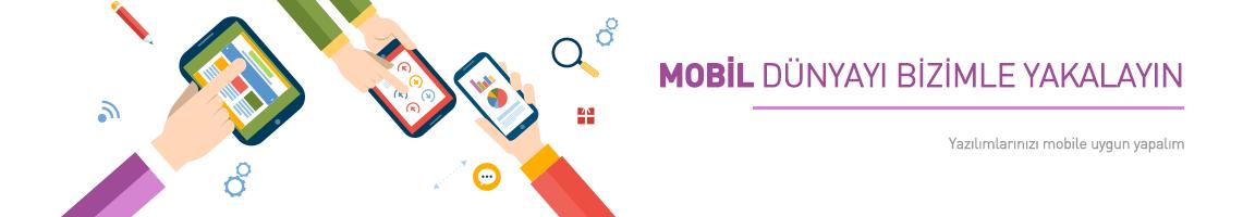 Mobil Uygulama Yazılım Kursu Eğitimi