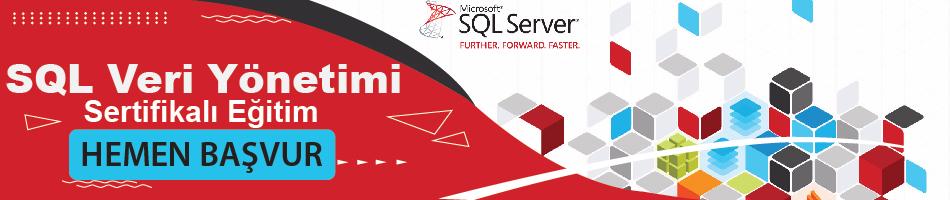SQL Raporlama Veri Analizi Eğitimi
