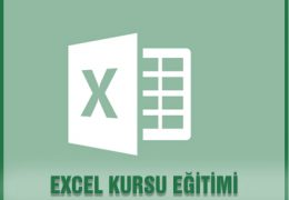 Excel Kursu Eğitimi