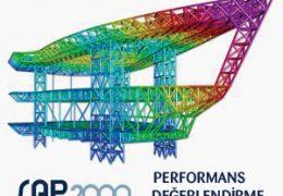 SAP2000 Programıyla Performans Değerlendirme Kursu Eğitimi
