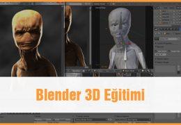 Blender 3D Eğitimi